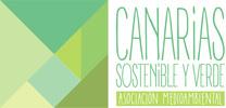 logo canarias sostenible y verde